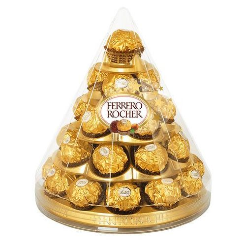 rocher piramida choinka 350g marki Ferrero