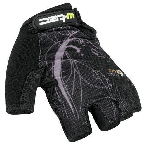 Damskie rękawiczki rowerowe dusky, xs marki W-tec