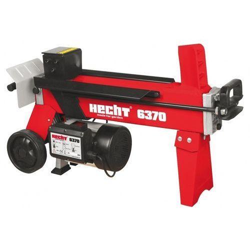 Hecht czechy Łuparka do drewna hydrauliczna elektryczna pozioma rębak hecht 6370 moc 4 tony - oficjalny dystrybutor - autoryzowany dealer hecht - ewimax