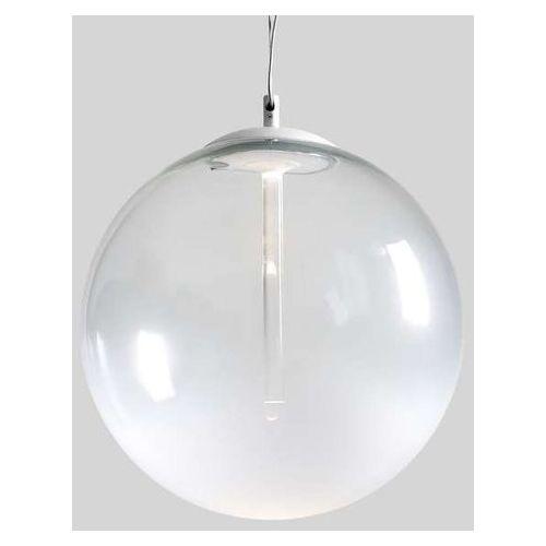 Lampa wisząca planet l szklana oprawa zwis led 7w kula ball przezroczysta marki Orlicki design