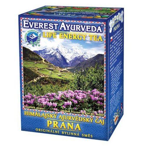 Everest ayurveda Prana - pobudzenie witalności i energii życiowej