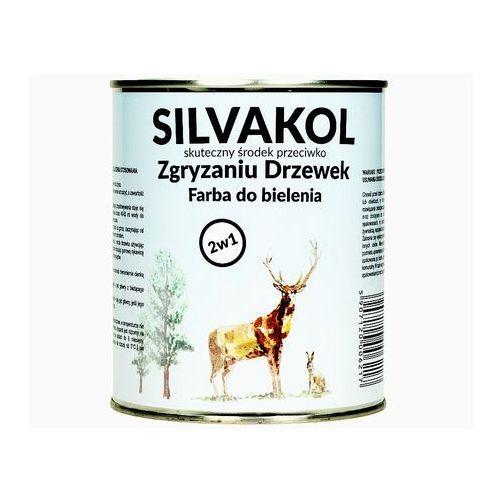 Silvakol środek przeciwko ogryzaniu drzew. Odstraszacz dzikiej zwierzyny. (5903154364804)