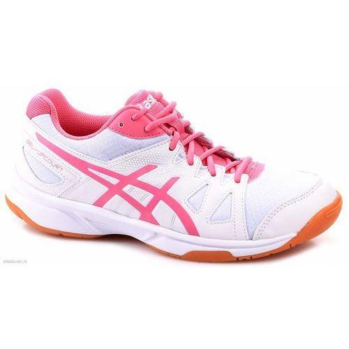 gel-upcourt gs white/pink marki Asics