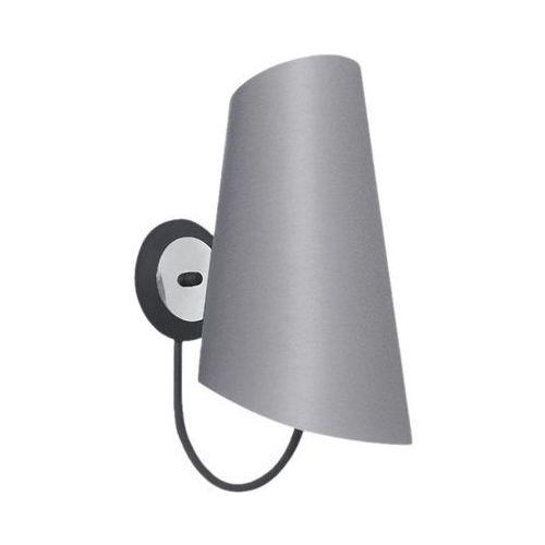 Kinkiet Victoria popiel 337/K POP - Lampex - Sprawdź kupon rabatowy w koszyku (5902622115061)