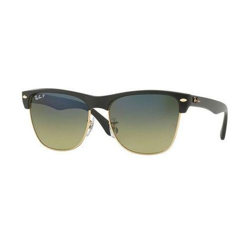 Okulary słoneczne rb4175 clubmaster oversized flash lenses polarized 877/76 marki Ray-ban