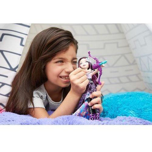Mattel Ever after high raven łuczniczka