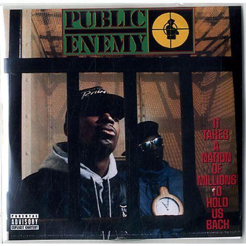 Public enemy - it takes a nation of millions marki Universal music polska