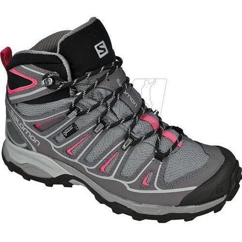 Buty trekkingowe Salomon X ULTRA MID 2 GTX W L37147700 - sprawdź w wybranym sklepie