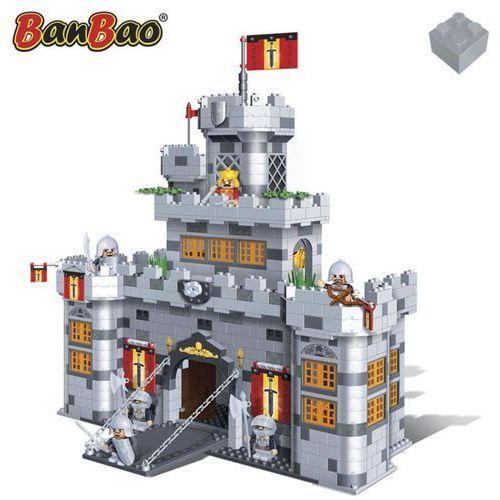 BanBao Zestaw klocków, Zamek, 8260 Darmowa wysyłka i zwroty