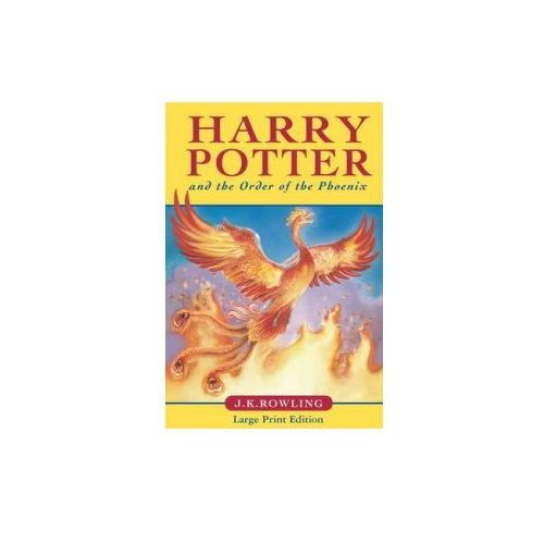 Harry Potter and the Order of the Phoenix (9780747569602)