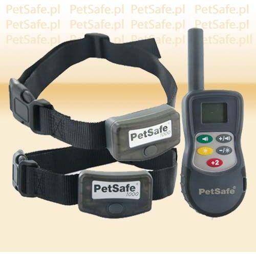 Elektryczne obroże PetSafe 900M Trainer zasięg do 900 m