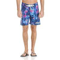 strój kąpielowy BENCH - Aop Boardshort Medieval Blue (NY026)
