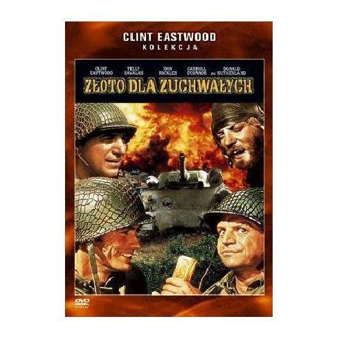 Złoto dla zuchwałych (DVD) - Brian G Hutton (7321909651562)