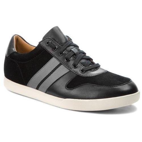 Sneakersy POLO RALPH LAUREN - Camilo 816710076002 Black/Basic Grey