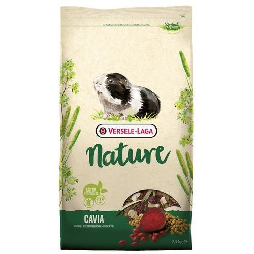Versele Laga Nature Cavia pokarm dla świnek morskich - 2 x 9 kg* | Dostawa GRATIS!