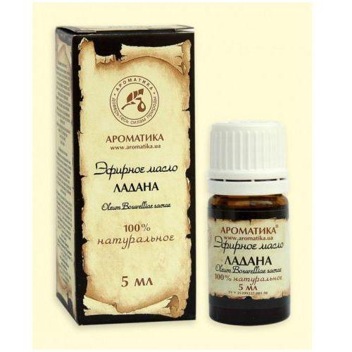 Eteryczny olejek olibanowy ( kadzidłowiec ) 10 ml. marki Aromatika