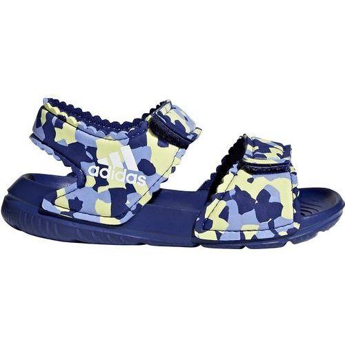Sandały dziecięce adidas Altaswim DA9603, kolor niebieski