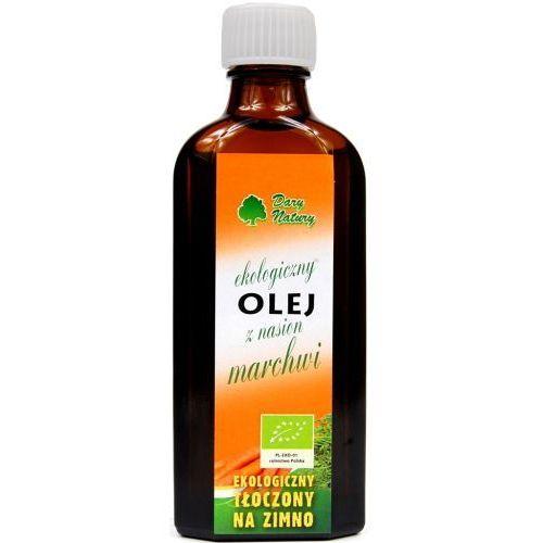 Olej z nasion marchwi 100 ml eko -  marki Dary natury