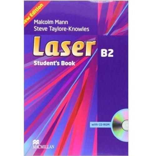 Laser B2, Third Edition, Student's Book (podręcznik) with CD-ROM, oprawa miękka