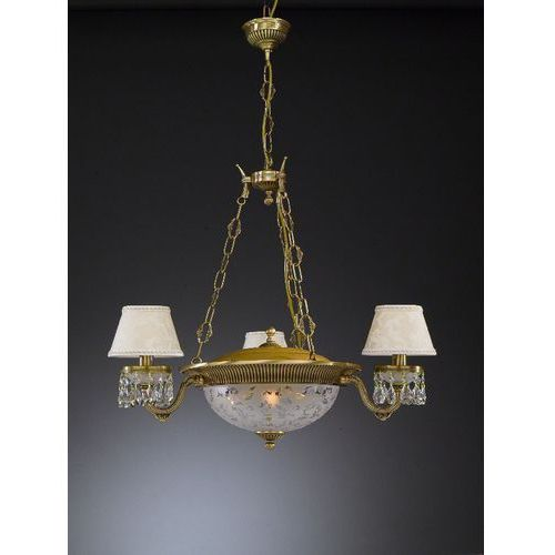 lampa wisząca 6403 3xE14 + 3xE27, RECCAGNI ANGELO L.6403/3PLUS3