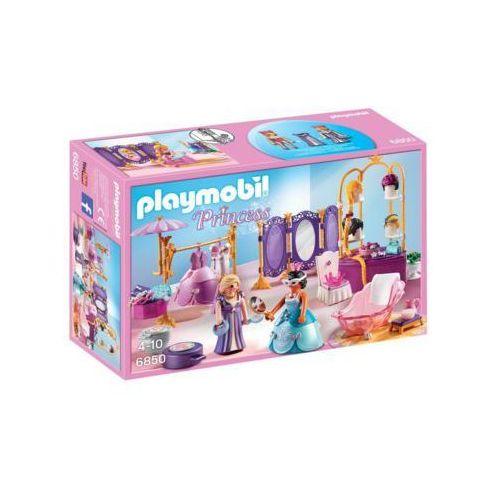 Przymierzalnia i salon piękności 6850 - darmowa dostawa od 199 zł!!! marki Playmobil