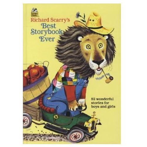Richard Scarry's Best Storybook Ever, Richard Scarry