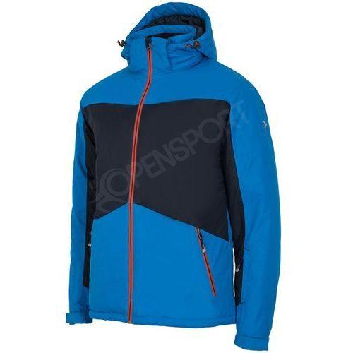 Męska kurtka narciarska z16 kumn605 niebieski xxl marki Outhorn