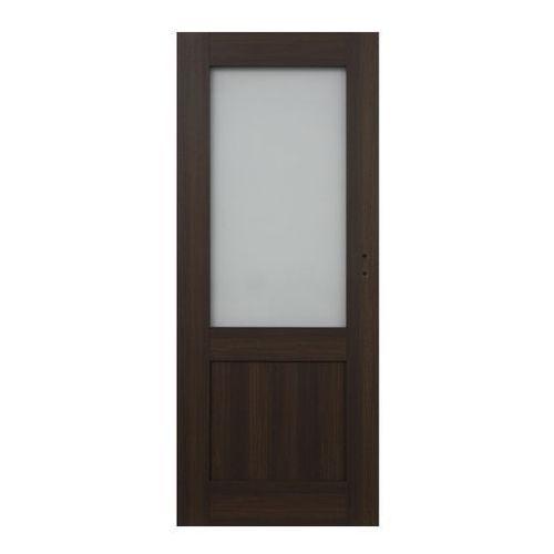 Drzwi pokojowe Camargue 90 lewe orzech north (5908443049226)
