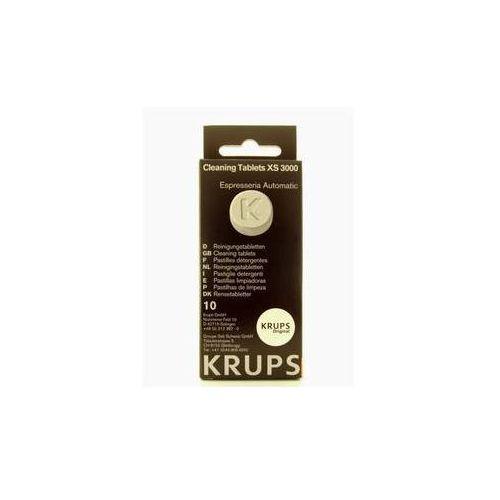 Tabletki czyszczące do ekspresu do kawy Krups XS3000 XS300010, XS3000