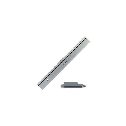 Leniar Ciężka Linijka do cięcia 100cm grawer s420