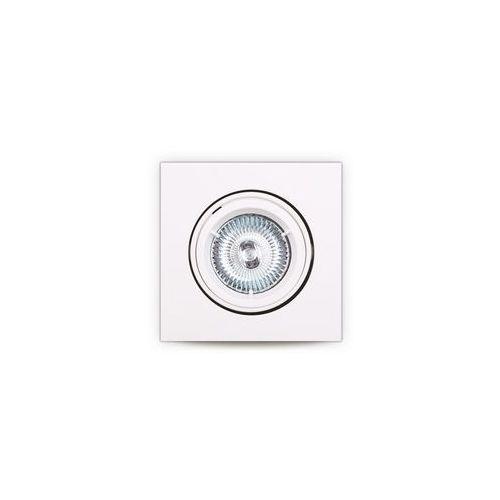 Maxlight h0039 oczko lampa oprawa wpuszczana downlight 1x50w gu5.3 12v białe