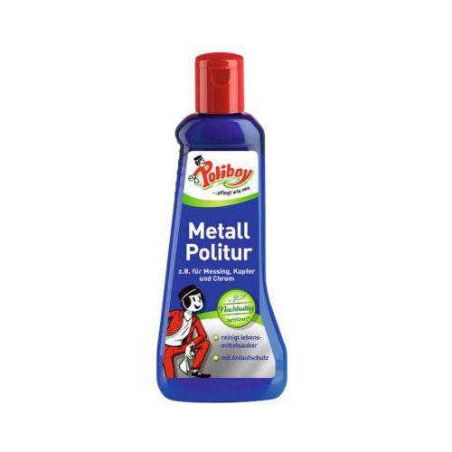 Poliboy 200ml metall politur środek do pielęgnacji i czyszczenia powierzchni metalowych