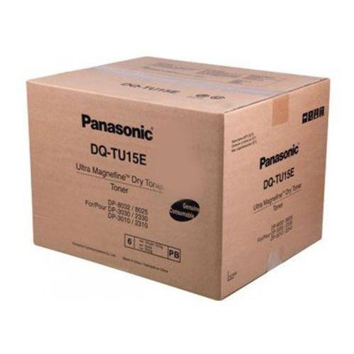 Panasonic toner black dq-tu15e-pb, dqtu15epb
