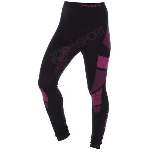 Damskie spodnie-bielizna termoaktywna dry le11850 l marki Brubeck