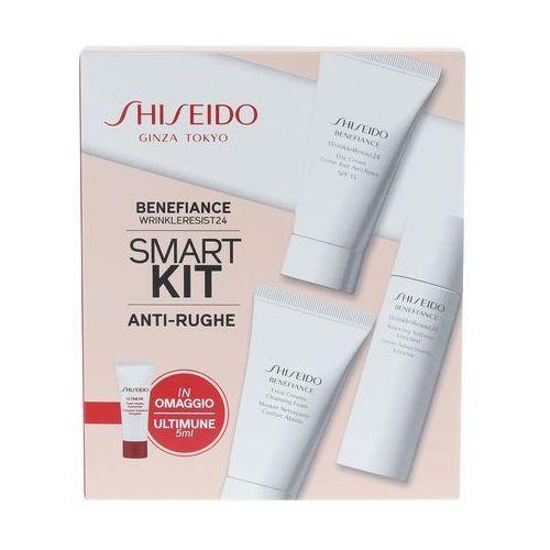 benefiance wrinkle resist 24 spf15 zestaw zestaw marki Shiseido
