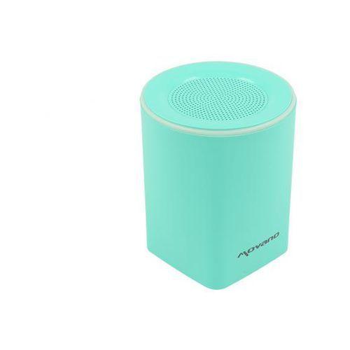 Głośnik bezprzewodowy bluetooth Movano MBOX2 - miętowy, GL/MBOX2