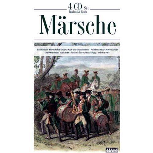 Various artists - die schönsten märsche (4cd) marki Membran