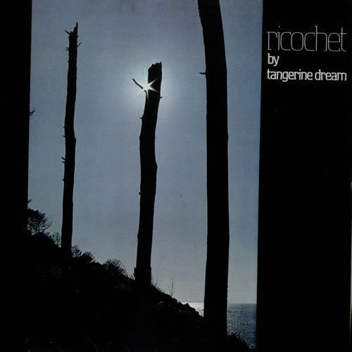Virgin Tangerine dream - ricochet [lp] (5099962434515)
