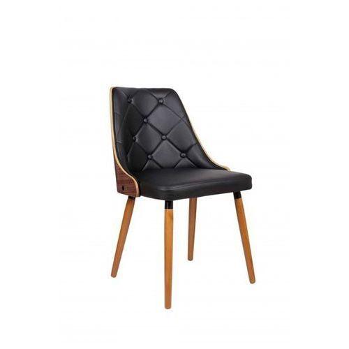 Signu Design Krzesło TORA czarne