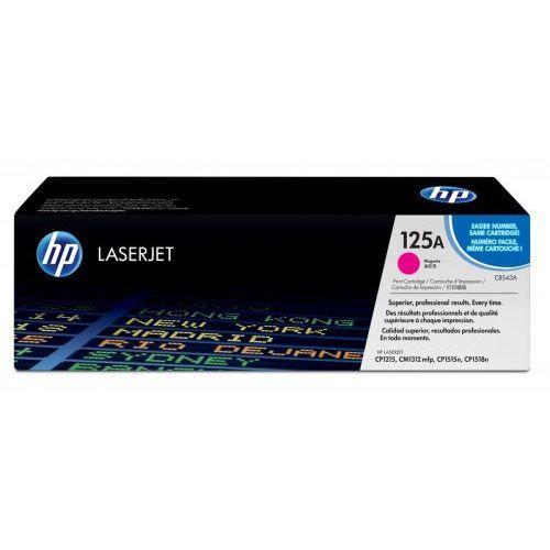 HP Inc. Toner CLJ CP1215 Purpurowy (Magenta) 1.4k CB543A, 1_107680
