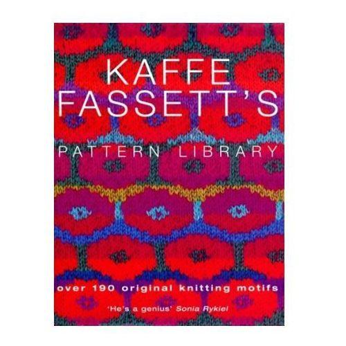 Kaffe Fassett's Pattern Library (160 str.)