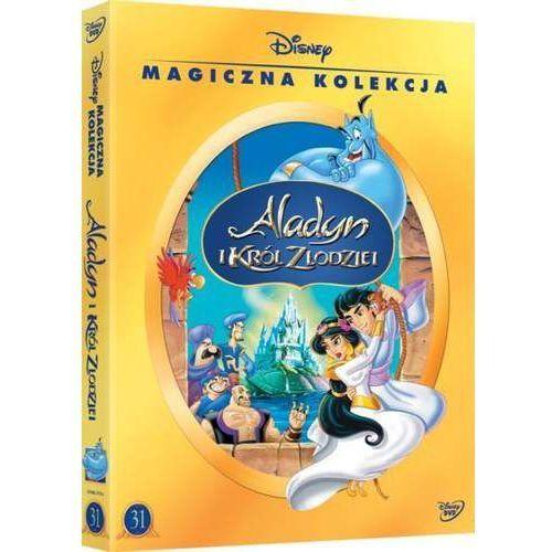 Film MK Aladyn 3: Król złodziei DVD (Płyta DVD)