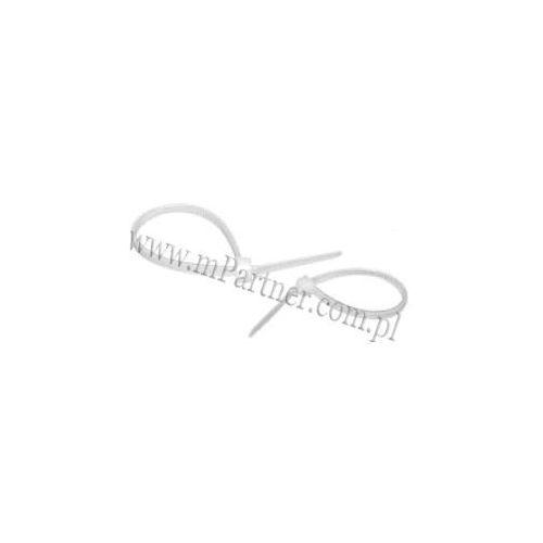 opaski zaciskowe kablowe 140mm x 3,6mm 100 szt