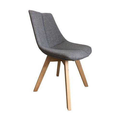 Krzesło tapicerowane Porto grey, EX147-2GY
