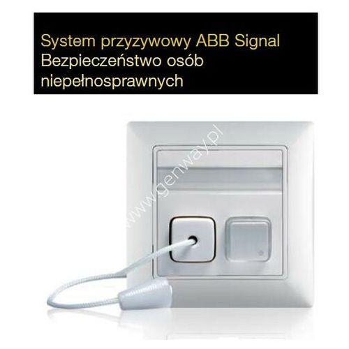 Abb abb signal system przyzywowy do montażu w toalecie gn2766 - rabaty za ilości. szybka wysyłka. profesjonalna pomoc techniczna.