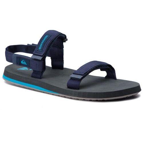 Sandały QUIKSILVER - AQBL100337 Xbsb, kolor niebieski