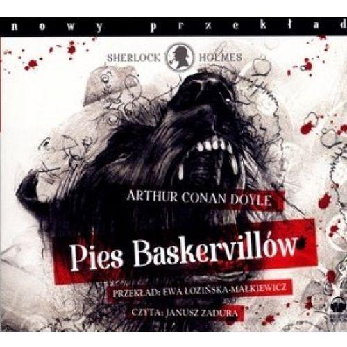 Pies Baskervillów. Książka Audio Cd Mp3, Arthur Conan Doyle