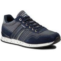 Sneakersy GINO LANETTI - MP07-16823-01 Granatowy