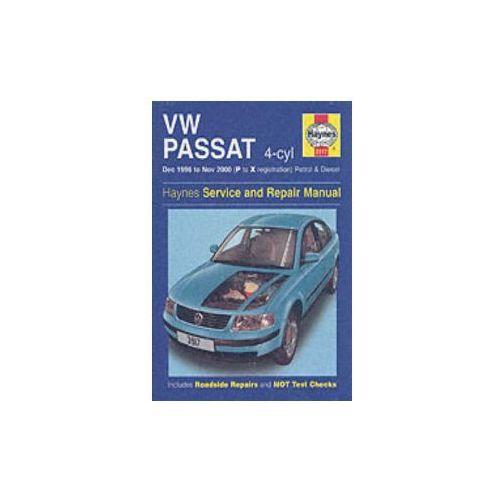 VW Passat (96-00) Service and Repair Manual, Randall, Martynn
