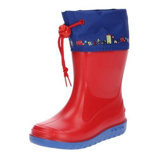Romika gumiaki 'jerry' niebieski / czerwony (4046797377822)
